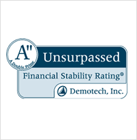 investors title insurance company has been assigned a financial stability rating of a a double prime unsurpassed from demotech inc