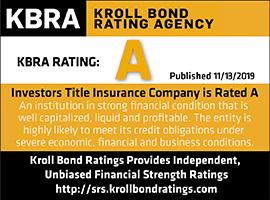 kroll rating